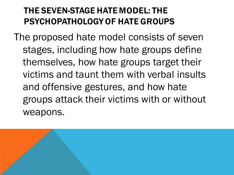 SOCIAL JUSTICE AND HATE CRIME PREVENTION Social Justice  Hate Groups  Those affected by hate crime or hate speech Prevention  Hate Crimes