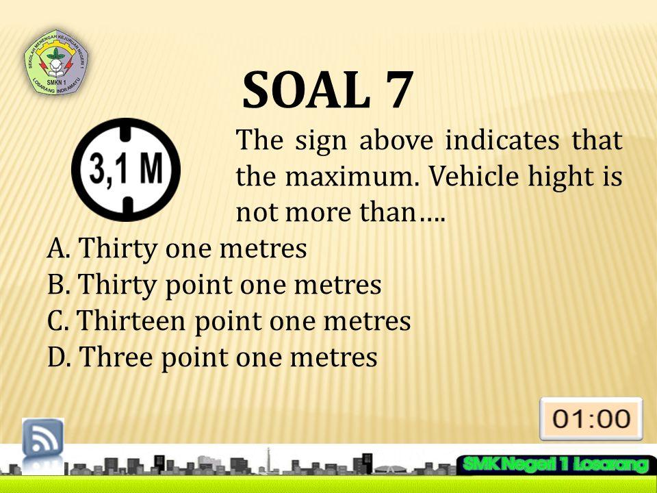 SOAL 18 Choose the error word or phrase of the sentences.