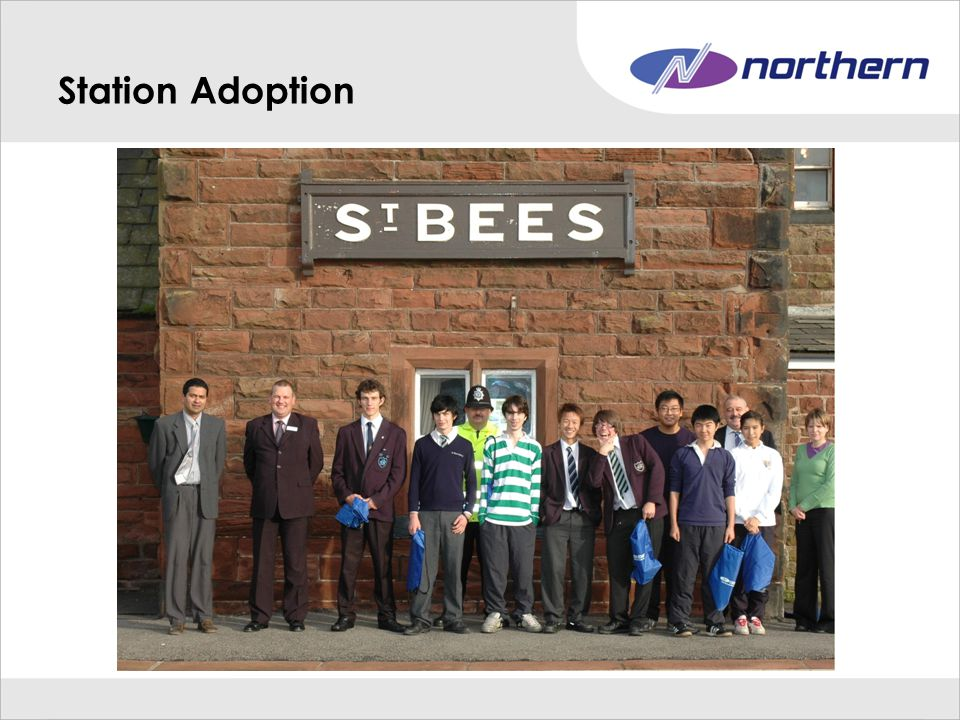 Station Adoption