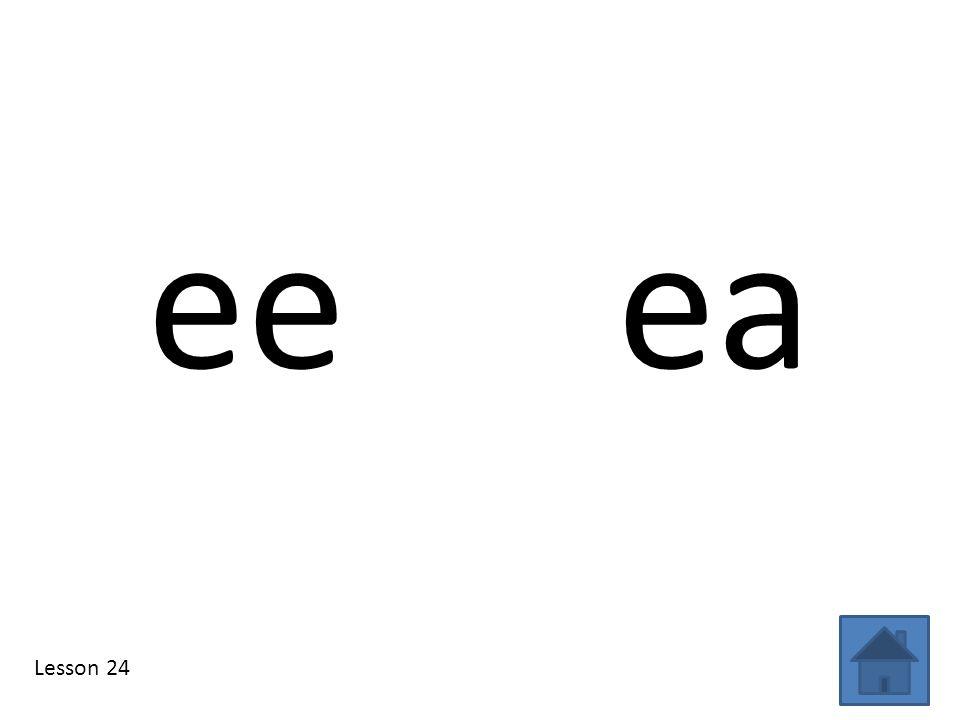ee ea Lesson 24