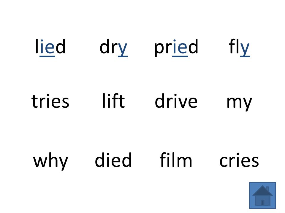 lieddrypriedfly triesliftdrivemy whydiedfilmcries