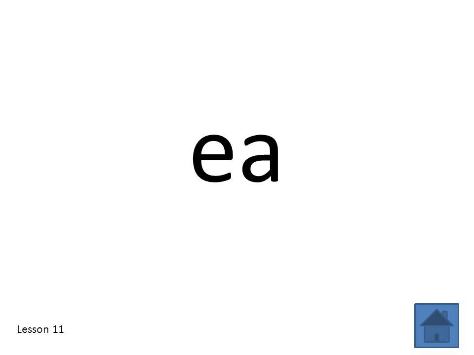 ea Lesson 11