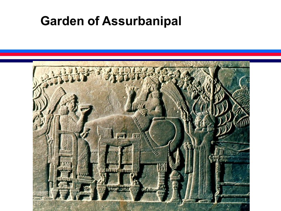 Garden of Assurbanipal