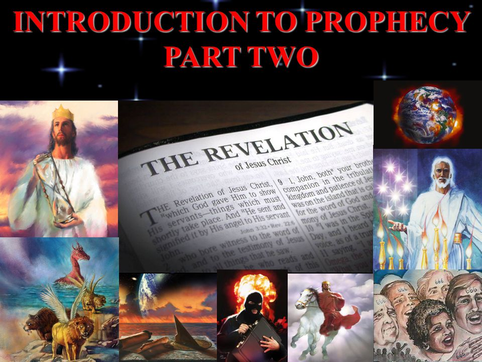 Why do so many people argue over prophecy.1.The bible can be pretty vague at times.
