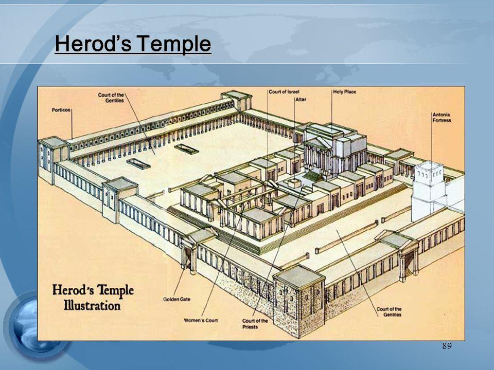 89 Herod's Temple