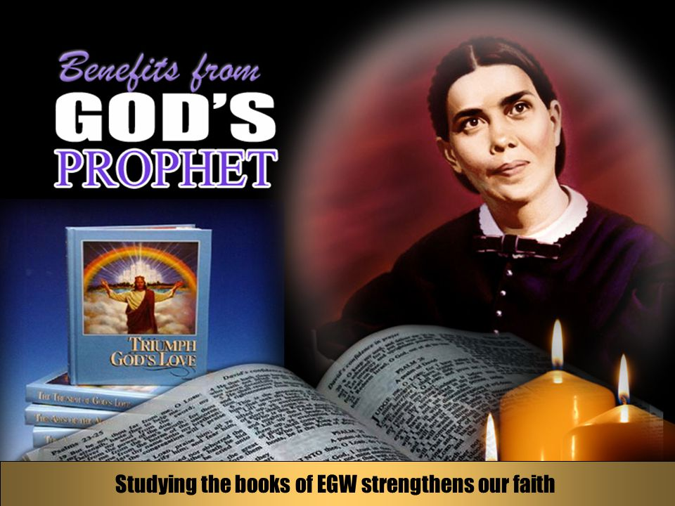 Memory Verse Do not despise prophecies.