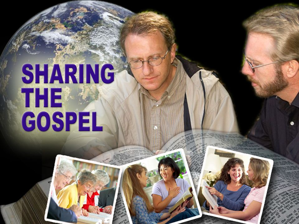 God is calling us to share His love to all people