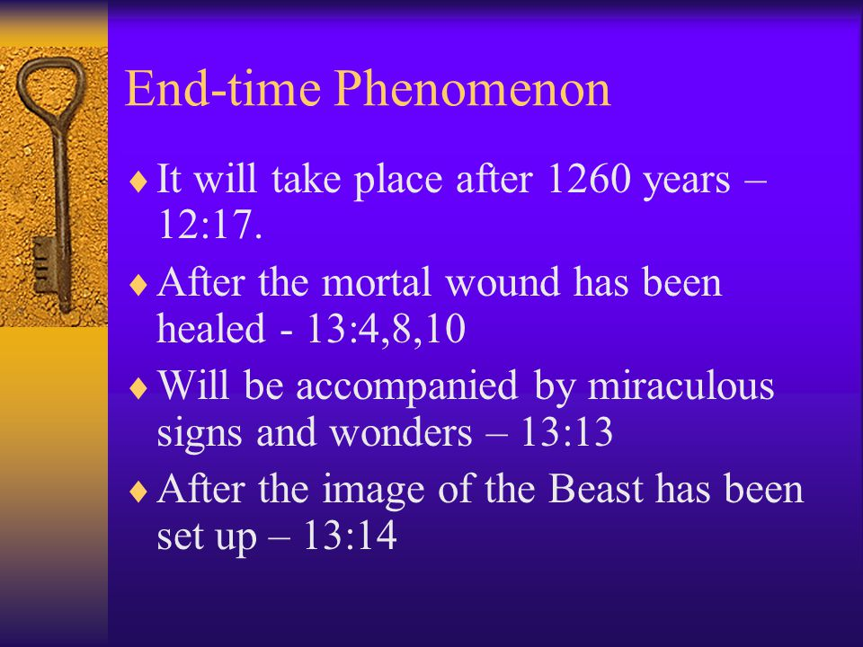 Characteristics of the Mark of the Beast  Rev.12-14  End-time phenomenon  Wilful and knowledgeable opposition to Sabbath truth.  Coercive Sunday O