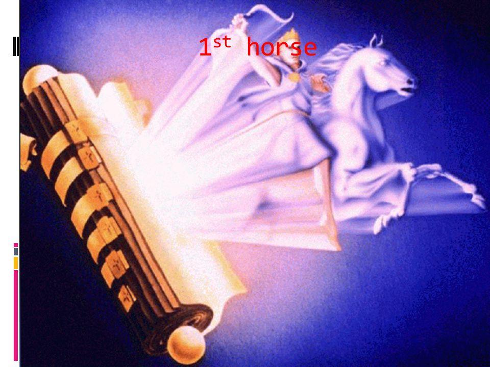 1 st horse