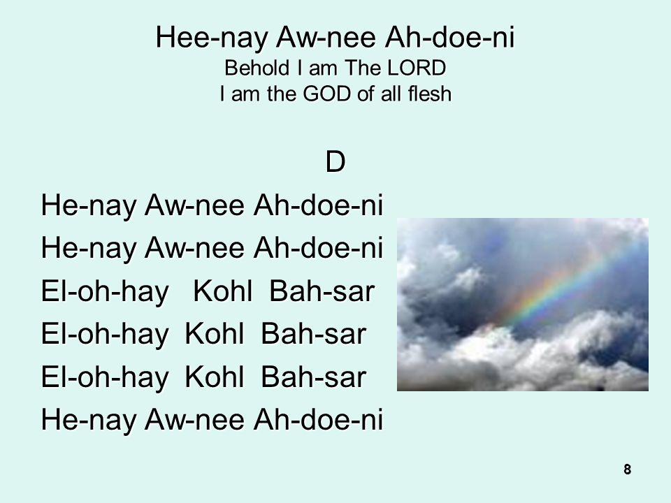 9 9 99 Amen CL 3 A A-men ….A-men….A-men, A-men, A-men Baw-rouk Ha-Shem, Baw-rouk Ha-Shem, Blessed be the Name, blessed be the Name Baw-rouk Ha-Shem Me-she-ach Blessed be the Name of Messiah