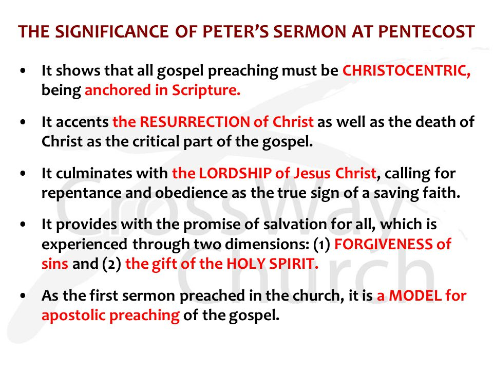 The Kerygma : Six Essential Components of the Apostolic Preaching [C.