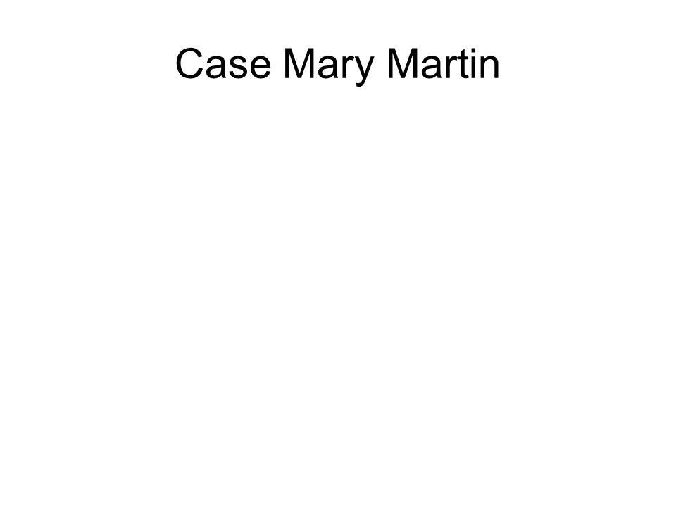 Case Mary Martin