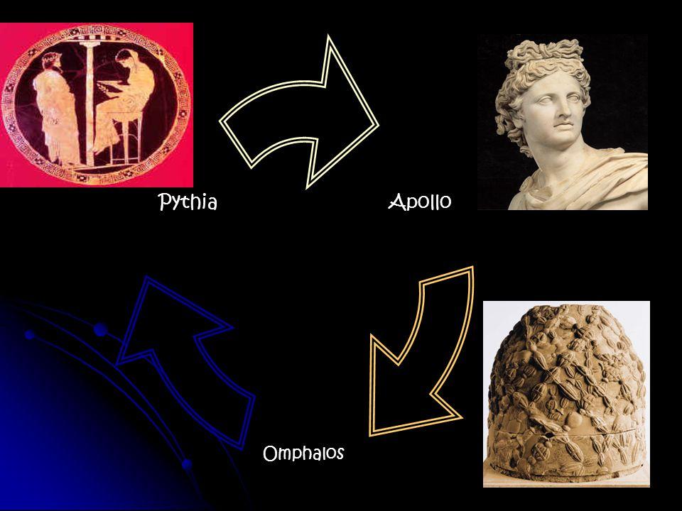 Apollo Omphalos Pythia
