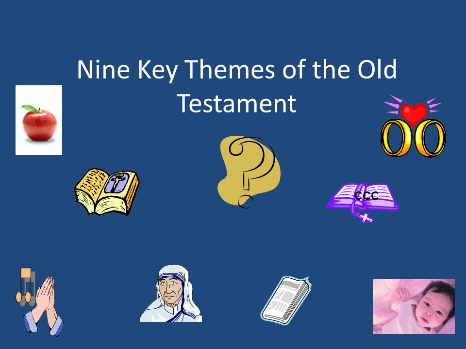 Theme #1: God Is One First and most important theme.