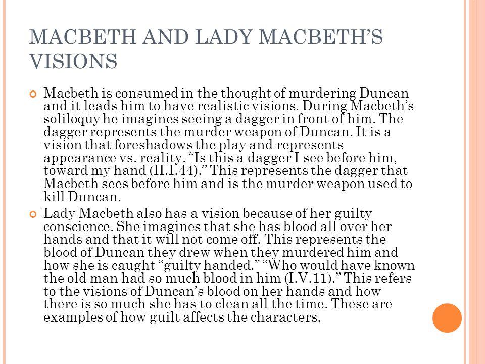 LADY MACBETH VISION