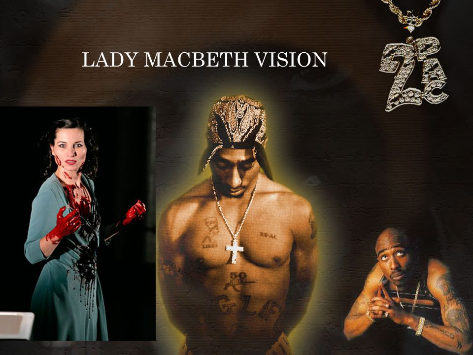 LADY MACBETH VISION
