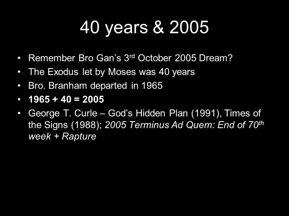 Moses 80 years EXODUS Year 1 EXODUS Year 2 CONQUEST Year 1 Left Sinai on 2 nd month; Twelve Spies; Caleb 40 years old EXODUS Year 40 Caleb 78 years old Death of Moses 120 years Cross Jordan