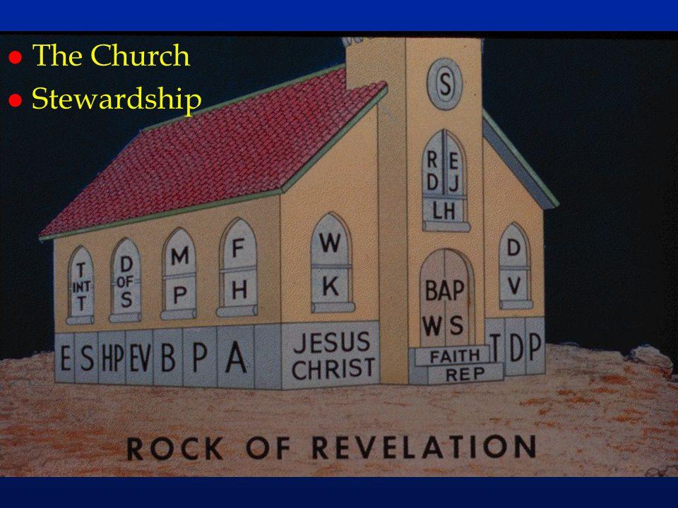 cc71 l The Church l Stewardship