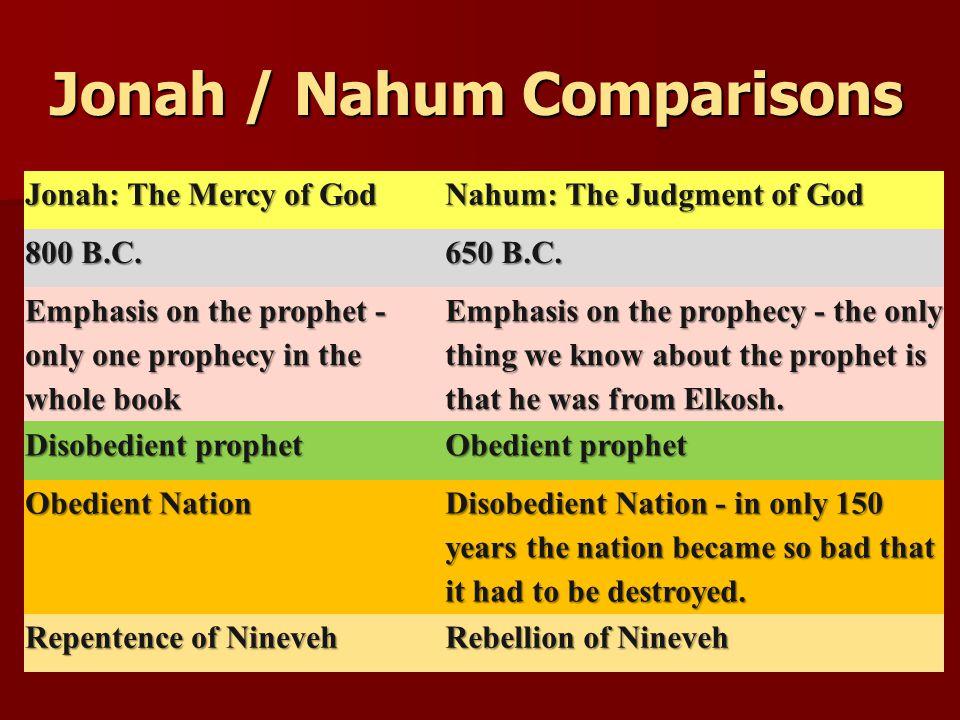Next Bible Study: September 1, 2012 Habakkuk