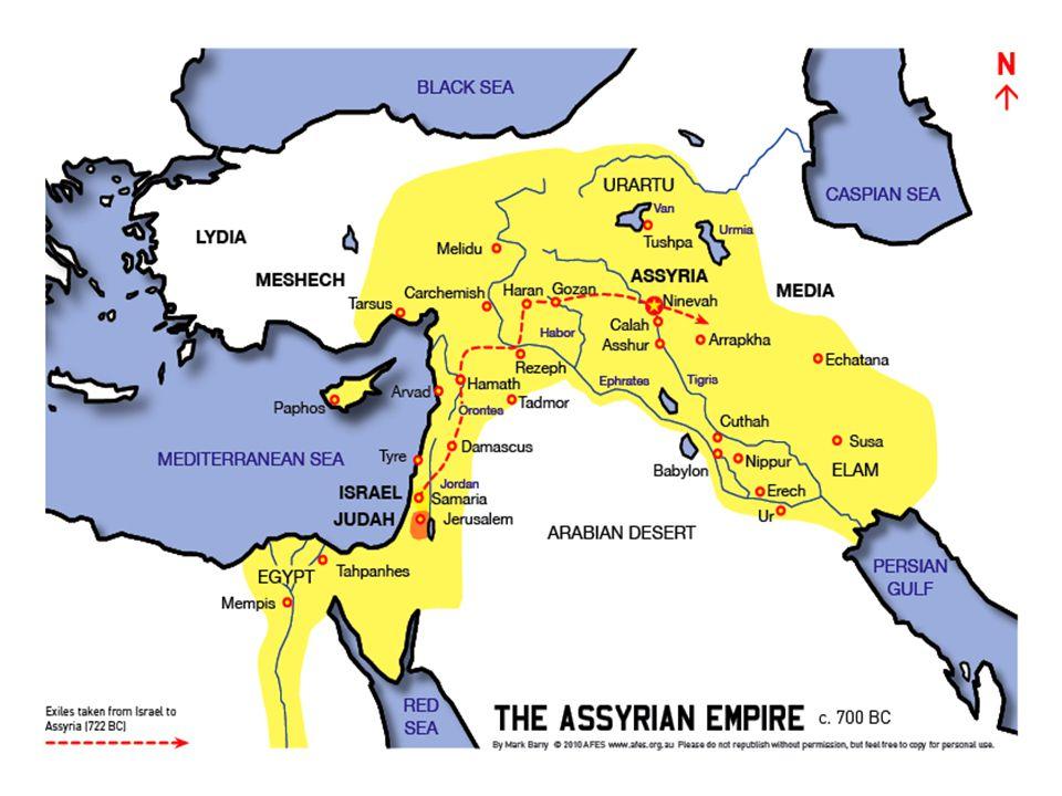 Assyrians *Cruelty & Oppression *Stuck people on poles