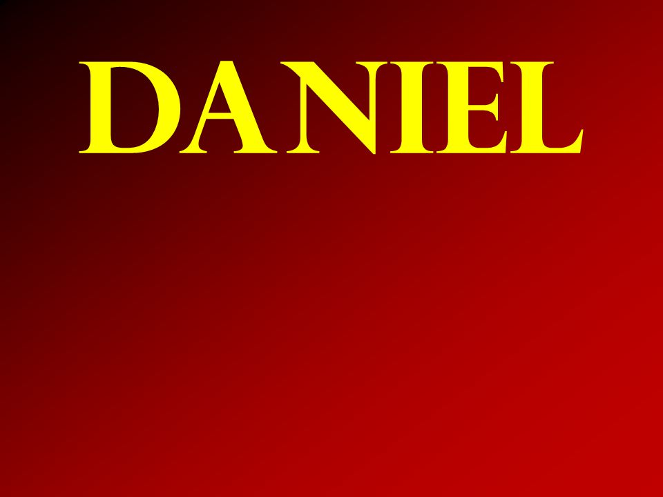 Structure of Daniel Chapter 1 Chapters 2-7 Chapters 8-12 Introduction Destiny of Nations Destiny of Israel