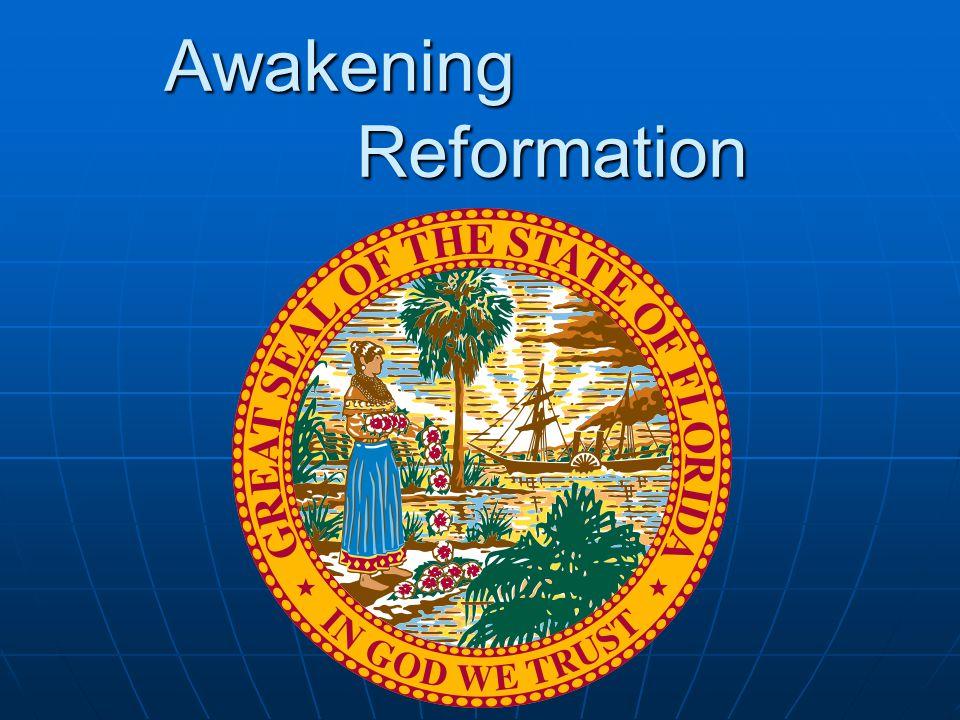 Awakening Reformation