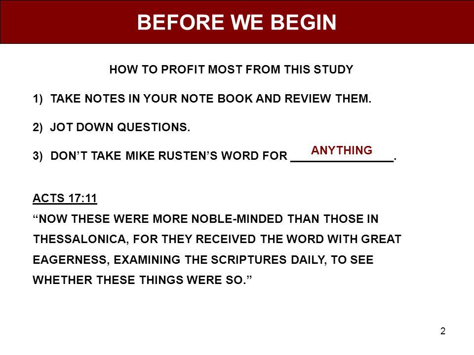 13 OTHER PROPHECIES INDICATING THAT CHRIST MAY RETURN SOON DANIEL 2 A STATUE (DAN.