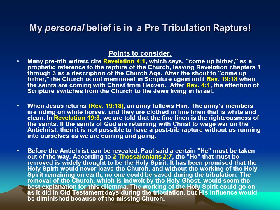 Why do students of Bible Prophecy believe the 70 th Week of Daniel is near.