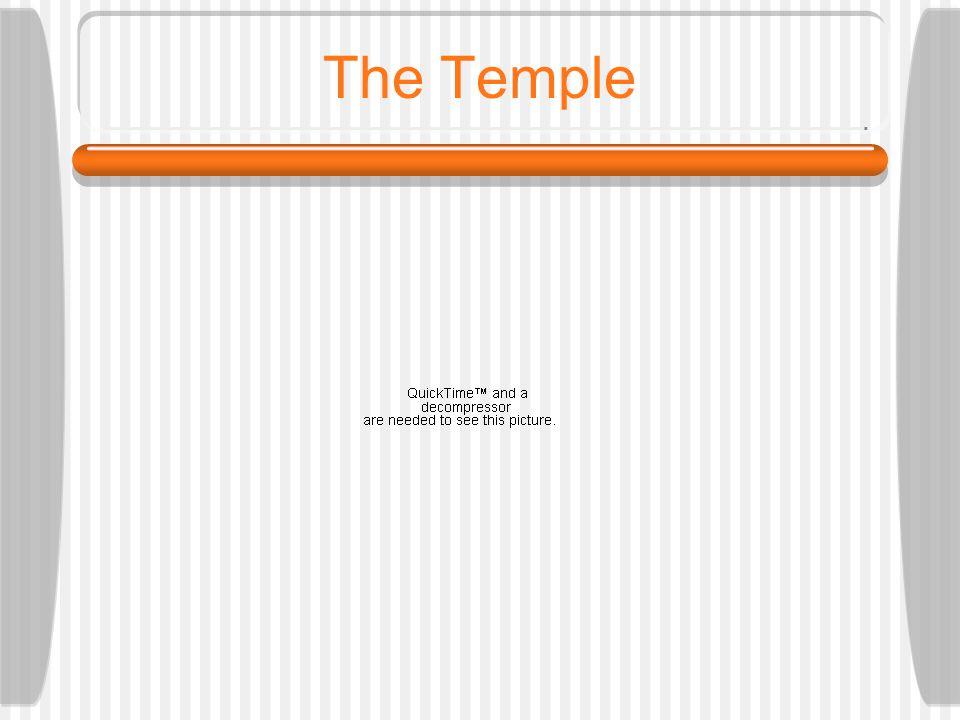 Solomon plans the Temple