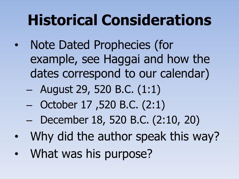 Abraham David Isaiah Jeremiah Ezekiel Daniel A remnant would be placed under a Shepherd (Ezek 34:20-31) Jesus is the Good Shepherd (John 10:11-14).