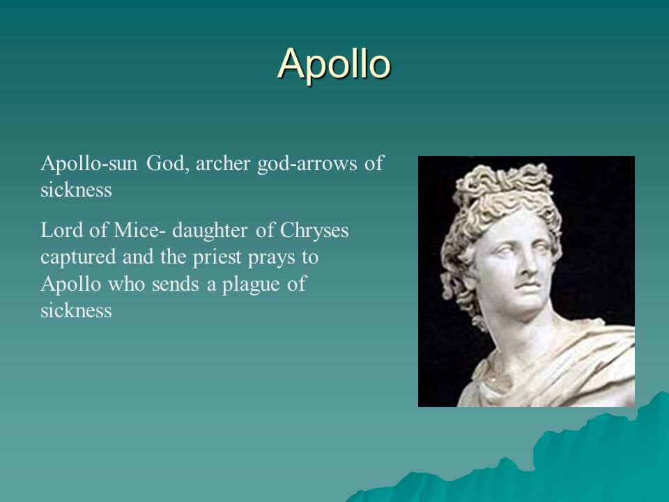Apollo- the archer