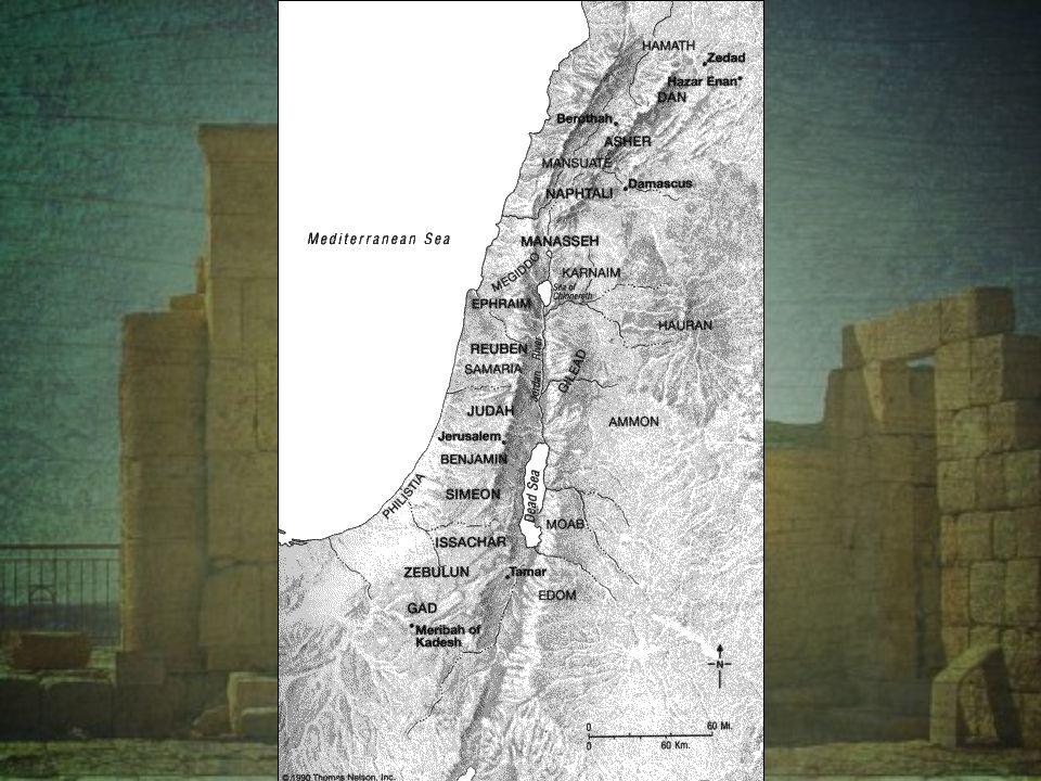 The Nations around Ammon Moab Edom Philistia Tyre Sidon Egypt