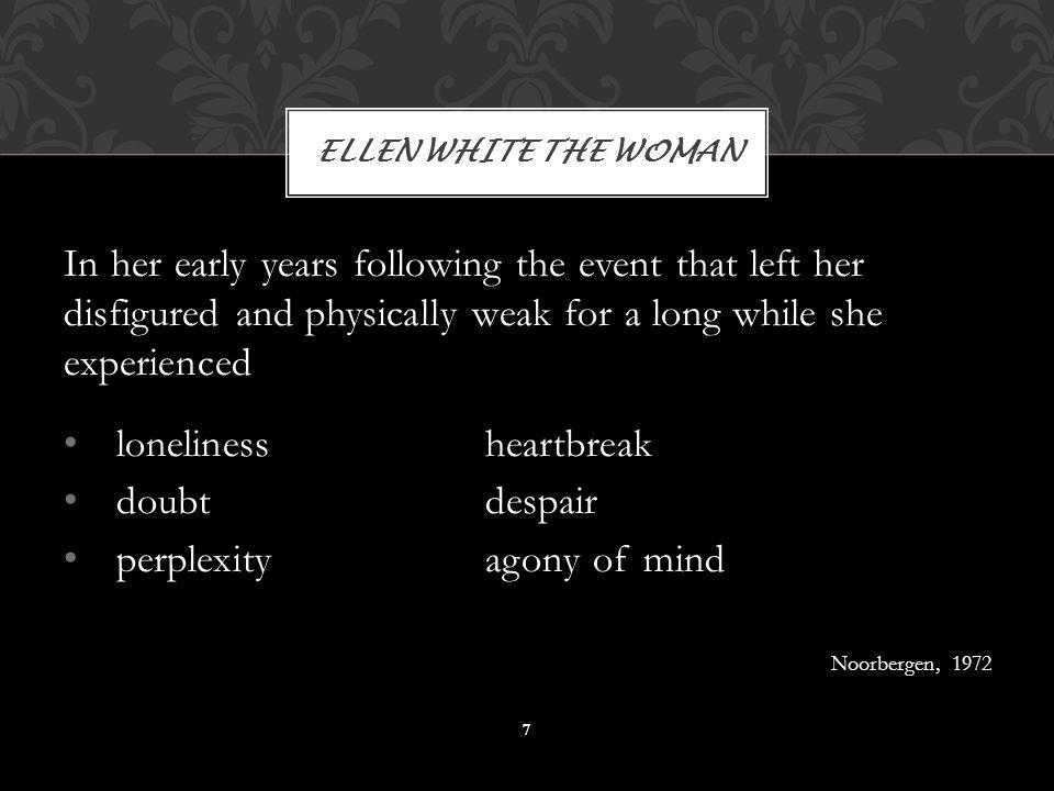 ELLEN WHITE'S VIEWS ON LEADERSHIP 28