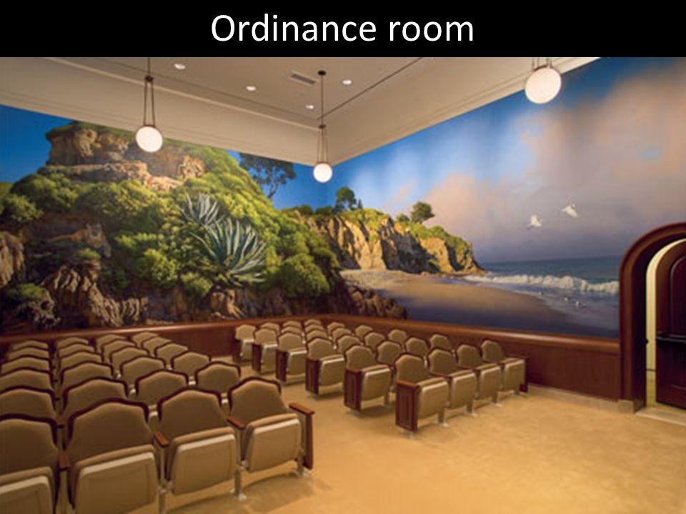 Ordinance room