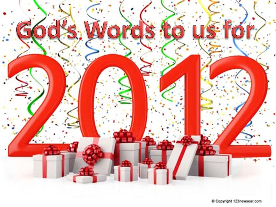 I counsel you to buy gifts from me as you did when you were a child. Invest in me this year.