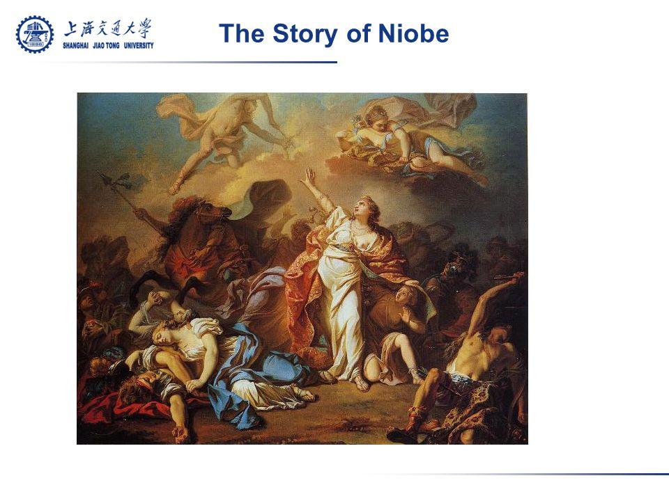 The Story of Niobe