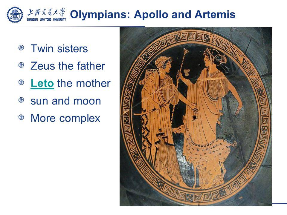 God Apollo God of: Sun Youth Medicine Healing