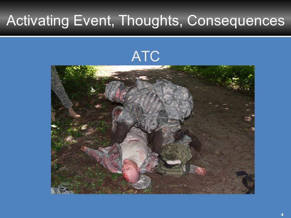 ATC: Key Principles Separate A, T, C: Separate the A from the T from the C.