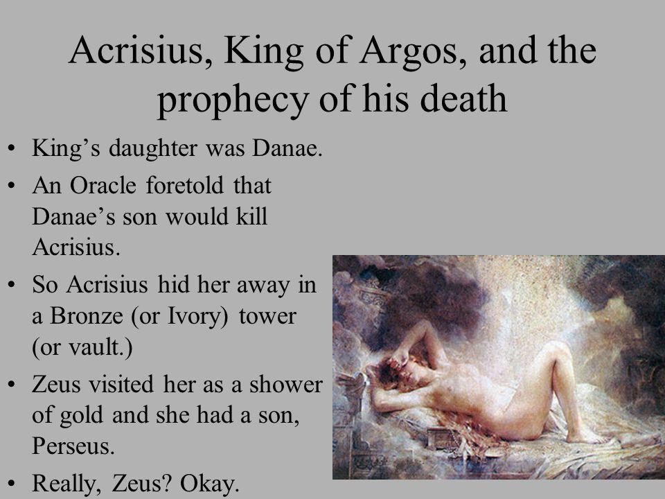 Medusa, one of 3 Gorgons