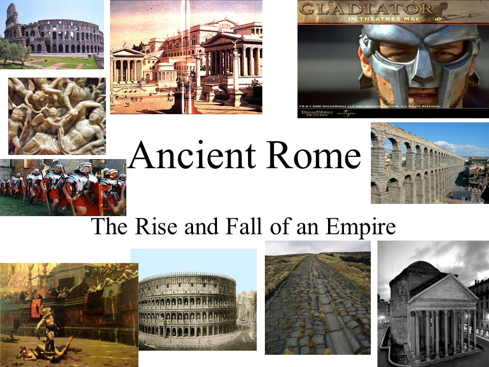 Critical Intro: List 5 -10 things you know about Classical Rome. 2