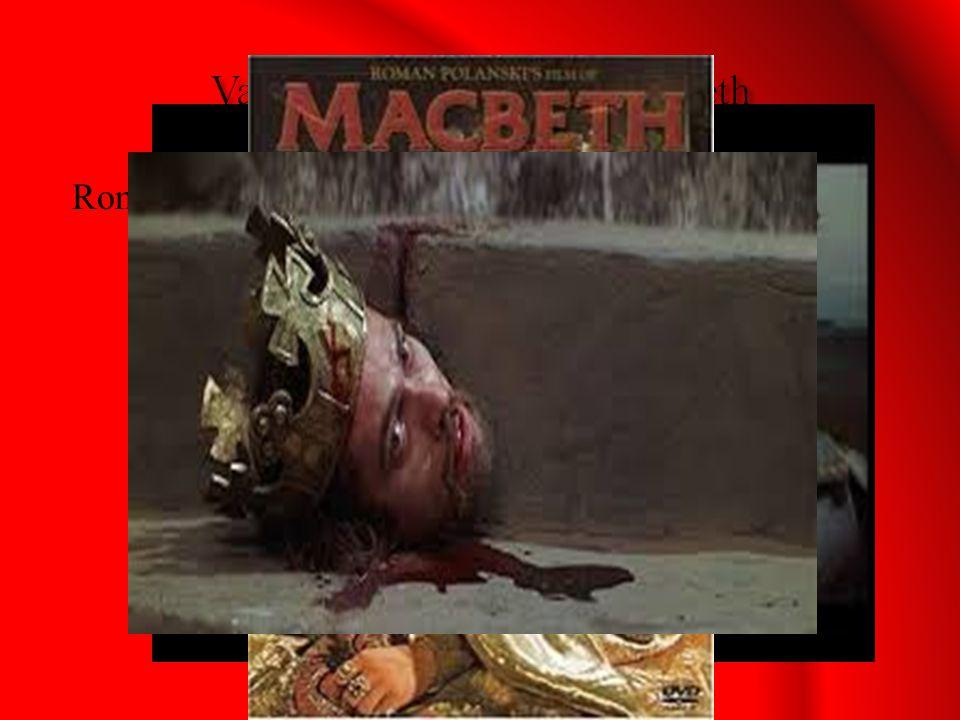 Roman Polenski's Macbeth(1971)