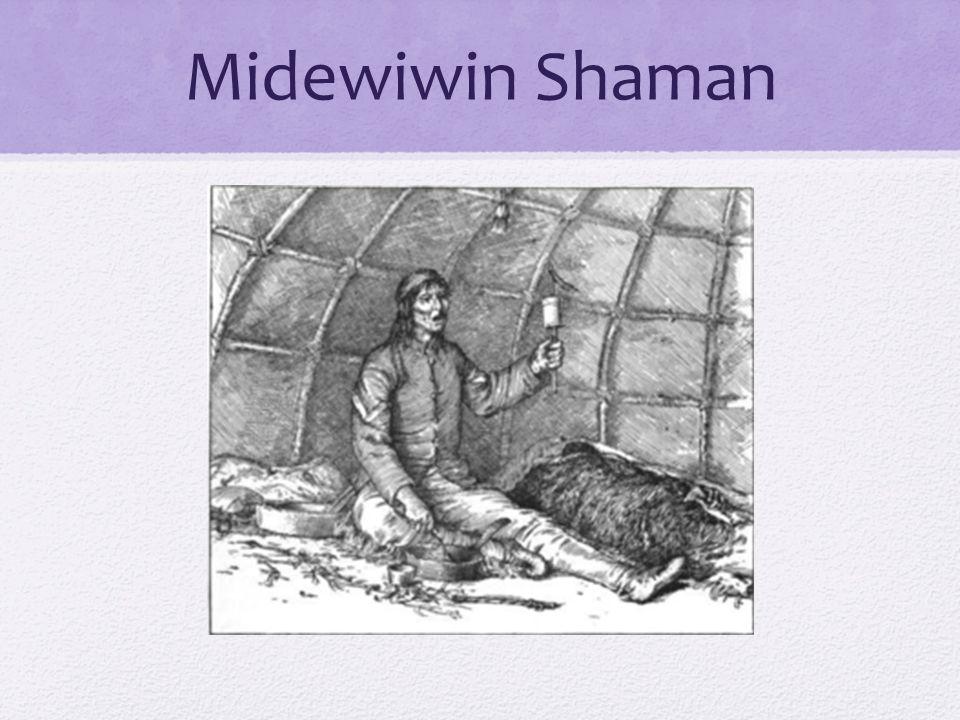 Midewiwin Shaman
