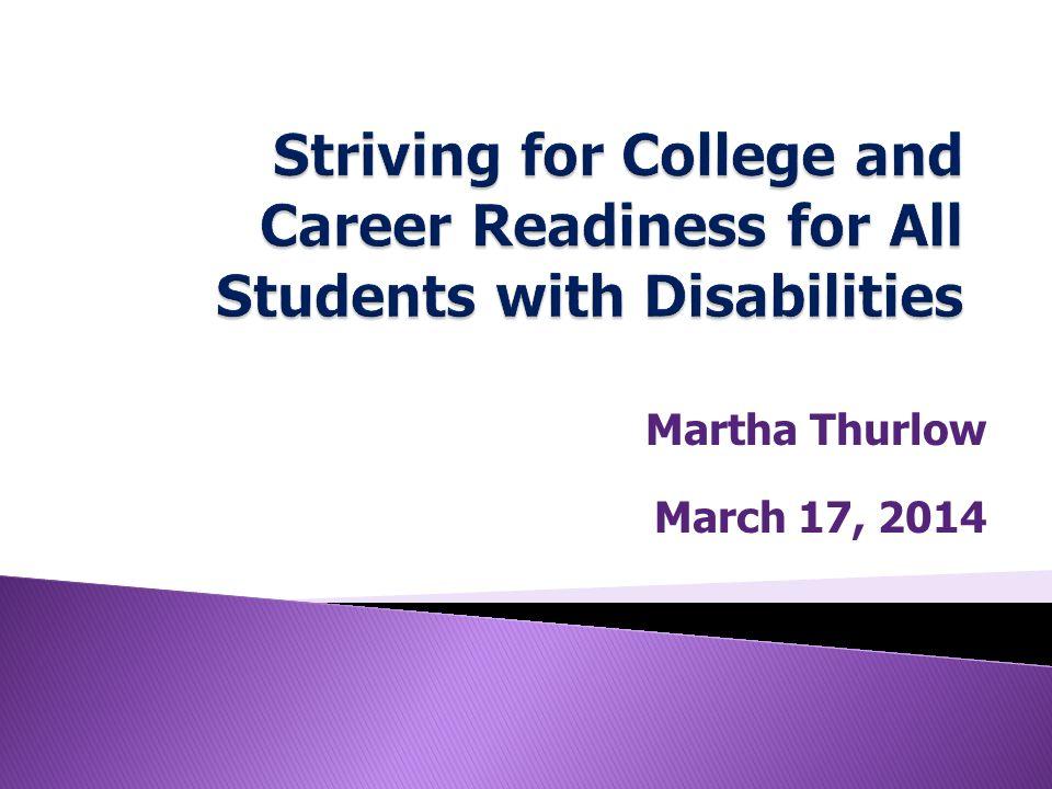 Martha Thurlow March 17, 2014