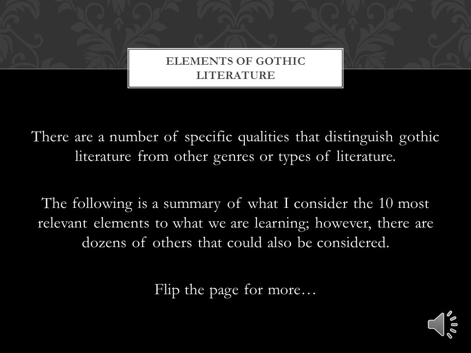 """The term """"gothic"""" is named for the Goths– one of the many Germanic tribes that fought numerous battles with the Roman Empire for centuries. The Goths"""
