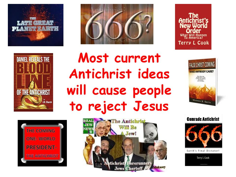 Many Christians misunderstand Bible Prophecy What has gone wrong.