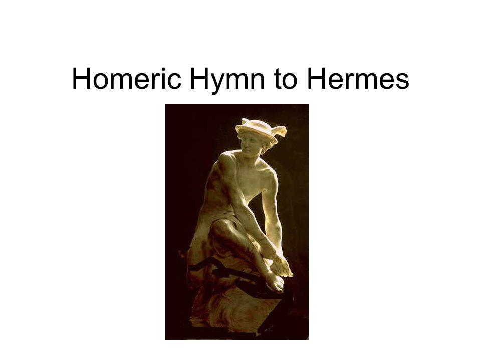 Homeric Hymns .