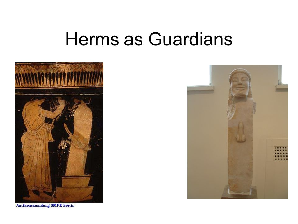 Herms as Guardians