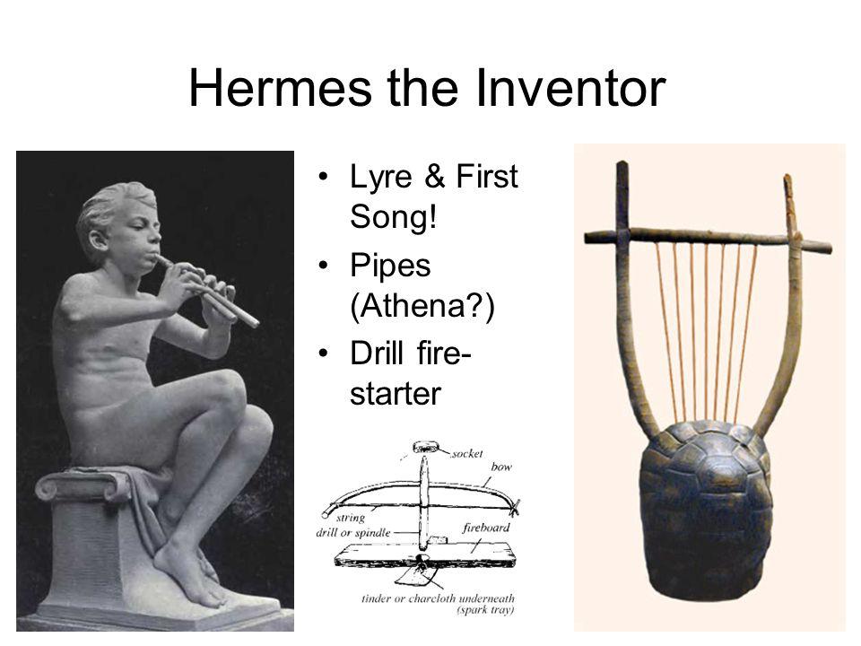 Hermes' Children Hermaphroditus Pan Abderus