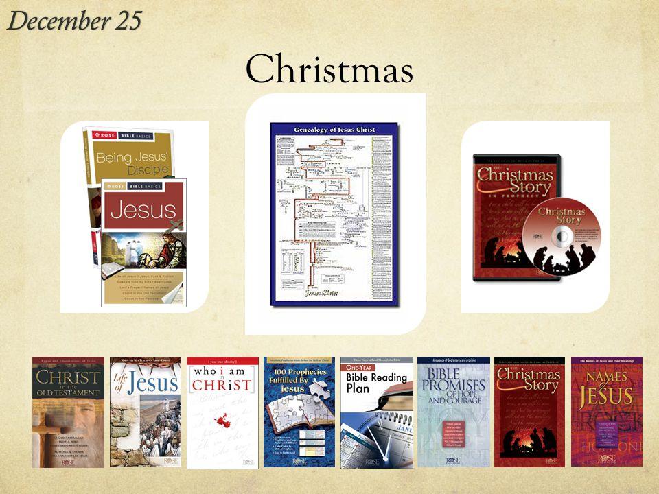 December 25December 25 Christmas