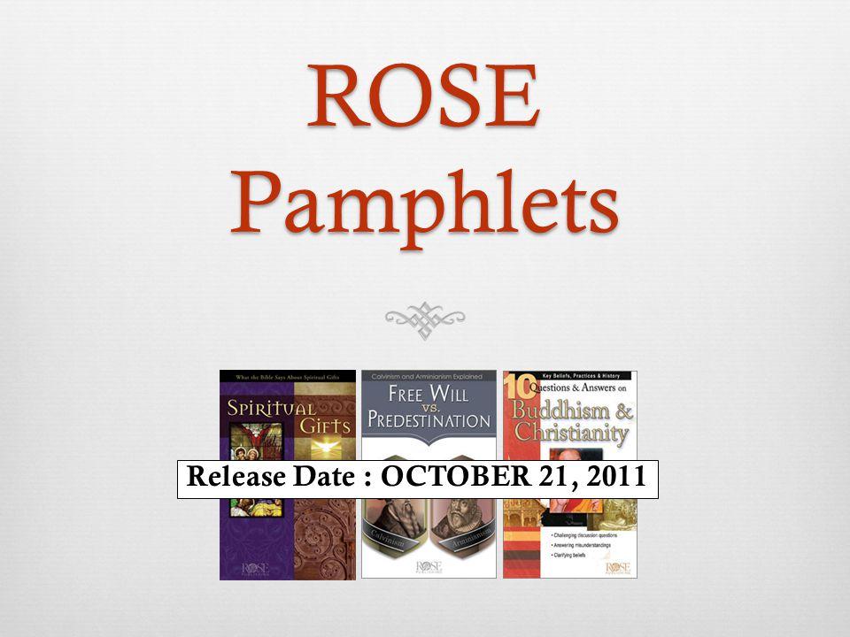 Release Date : OCTOBER 21, 2011